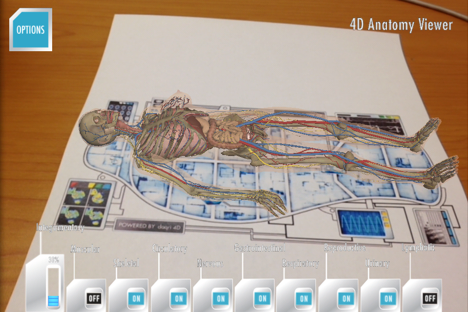 Daqri Anatomy 4d Augmentative Reality Scan Professorjosh
