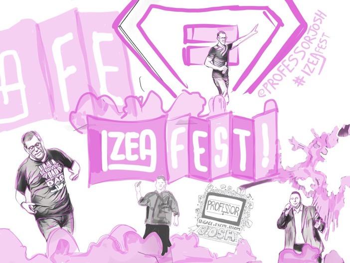 IZEAfest 2017 Sketch Saturday Afternoon