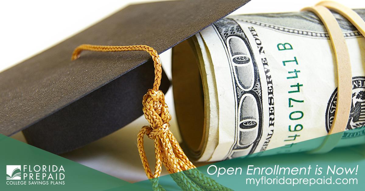 Florida Prepaid #startingisbelieve Open Enrollment